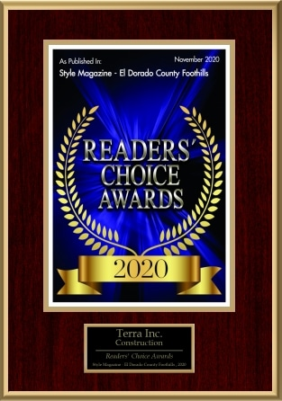 Home Remodel - Readers Choice Award